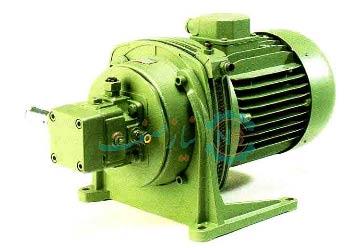 ست موتور پمپ در ساخت یونیت هیدرلویک