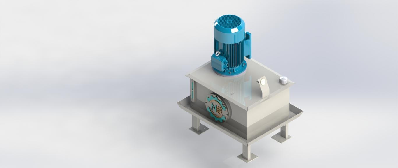 یونیت هیدرولیک استاندارد نیاز صنعت