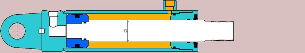 ساخت جک هیدرولیک